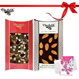 Belgium Chocolates Yummy Treat Of Decadent Flavors Chocolate Bars With Lovely Card