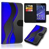Book Style ZTE Blade V6 Tasche Flip Brieftasche Handy Hülle Kartenfächer für ZTE Blade V6 - Design Flip SVH1214