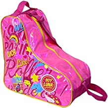 Soy Luna - Funda para patines, color rosa brillante (Toy Bags 021)