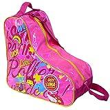 Soy Luna - Funda para patines, color rosa brillante (Toy Bags 021)