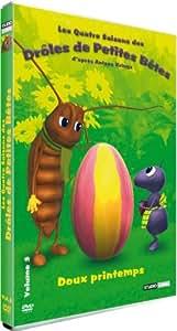 Les quatre saisons des drôles de petites bêtes : Doux printemps