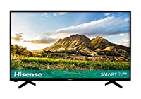 Hisense Full HD Smart TV with Freeview Play - Black (2018 Model)