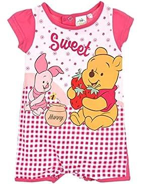 Winnie L'ourson -  Pagliaccetto  - Bebè femminuccia