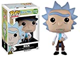FunKo 9015 No Actionfigur Morty: Rick, Dusty Blue, Standard Vergleich