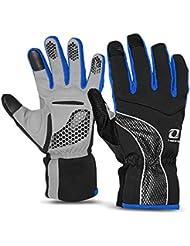 4Ucycling Warm Thermo Fleece Gloves Touchscreen Touch Fahrrad Handschuhe Radsport Handschuh Radhandschuhe