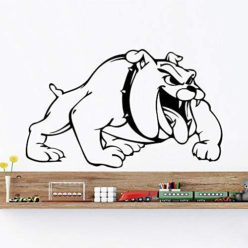wandaufkleber 3d Hund Boxer Maskottchen Tier Schlafzimmer Gym Wohnzimmer Ornament Home Decor -
