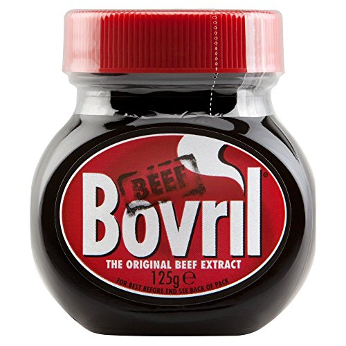 Bovril - Extrait de boeuf - 4 pots de 125 g