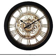 Horloge mecanique - Horloge avec mecanisme apparent ...