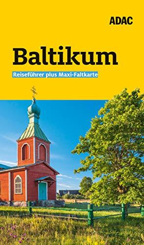 ADAC Reiseführer plus Baltikum: mit Maxi-Faltkarte zum Herausnehmen
