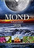 Mondkalender 2018: Die Kraft des Mondes im Alltag nutzen. - Thomas Bunz