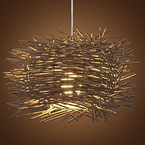 XIAOMINZI Illuminazione Bar Creative Retro Led Lampadari Ferro Industriale Bar Caffè Shop Per Il Tempo Libero