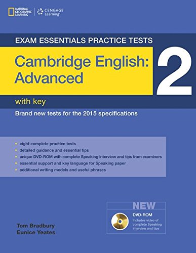 Exam Essentials: Cambridge Advanced Practice Tests