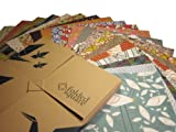 Origamipapier 200 Blatt Designermuster Geschenkpackung