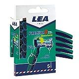 Lea Premium 2Blatt/Einwegrasierer–300g