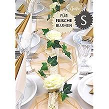 Suchergebnis Auf Amazon De Fur Tischdekoration Goldene Hochzeit