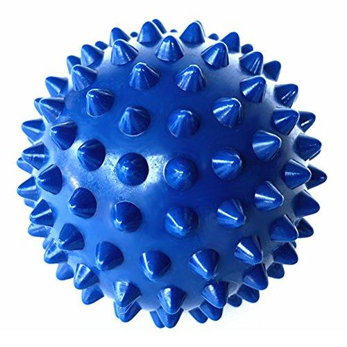 Starter 2,56in Massage Ball, Fuß Arch Unterstützung, Fuß Massage, Ferse Pads, Knöchelbandage, Fuß Schmerzen und metatarsale Schmerzen, blau (Ball-des-fuß-pads)