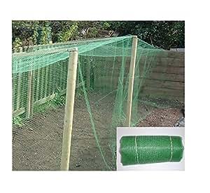10 m x 4 m filet pour jardin - Robuste En Maille Fine (10