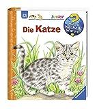 Die Katze (Wieso? Weshalb? Warum? junior, Band 21)