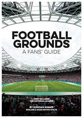 Price comparison product image Football Grounds A Fans' Guide 2018 / 19