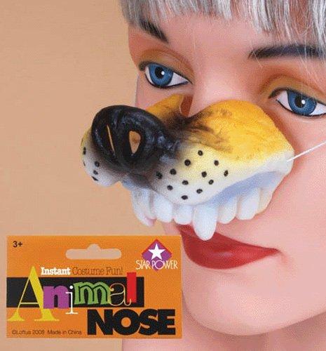 Nose Wolf Maske (Nase Tier) (Wolf Nase Kostüme)