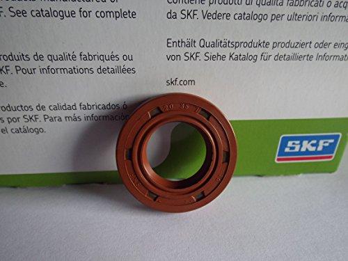 20-x-35-x-7-mm-skf-r23-tc-molla-in-acciaio-a-doppio-labbro-paraolio-viton