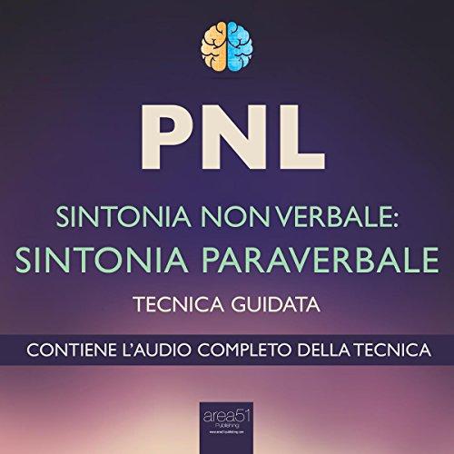 PNL. Sintonia paraverbale  Audiolibri