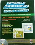Self learning course on Windows-7 with office 2010 with a tutor CD along with audio video