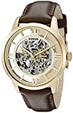 Ƒossil ME3043 Townsman Automatic Transparent Dial Men's Watch
