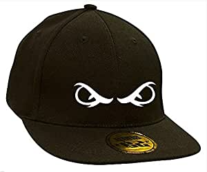 Bonnet Casquette Snapback Baseball Yeux EYES Hip-Hop RICH Bad Hair Day