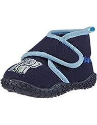Playshoes Playshoes Hausschuh Elefant - Zapatillas de casa de material sintético infantil