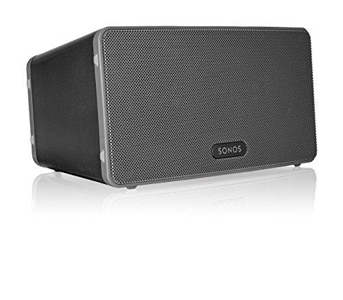 SONOS PLAY:3 Smart Wireless Speaker, Black