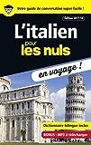 l italien pour les nuls en voyage
