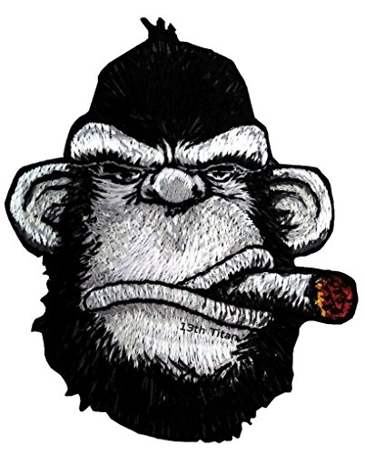 Hook Patch Ape Victory Cigar Tactical Morale Pew Pew