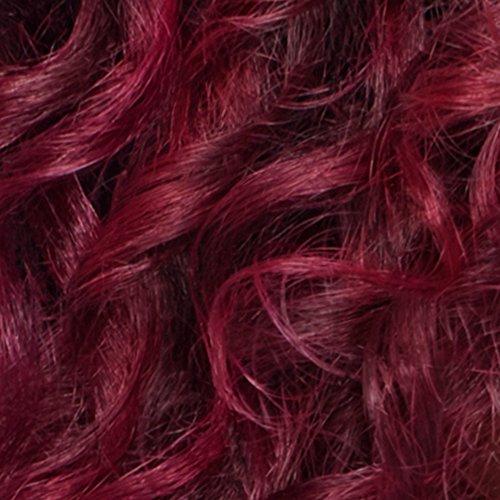 L'Oréal Paris Colorista Washout Vivid Colorazione Capelli Temporanea per Capelli Bruni, Borgogna (Burgundy)