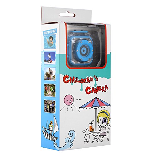 Kids Action Cam,Ourlife action camera for kids with Video Recorder includes  8GB memory card