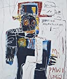 Jean-Michel Basquiat : now s the time