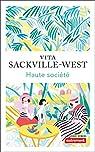 Haute société par Sackville-West