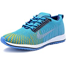 Vogue Stack Men's Sky Blue Running Shoes (357)