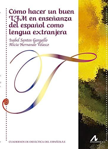 Cómo hacer un buen TFM en enseñanza del español como lengua extranjera