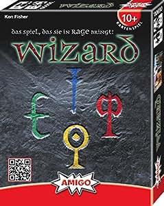 Spielregeln Wizard