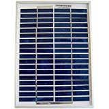 Panneau solaire polycristallin 5W 6V