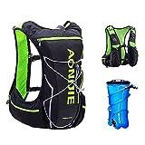 EGCLJ Zaino 10L Water Bag - Zaino Idratazione Pack - Corsa, Escursionismo, Ciclismo E attività all'Aria Aperta - Zaino Leggero Acqua (Color : Blue)