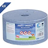 ANTI-INSECT 4er Set Mineralleckstein, 4x 3kg
