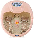 ArtNaturals Bañera Hidromasaje Para Pies - Foot Spa Massager with Heat and Bubbles - Terapia Magnética, Vibración y Calor