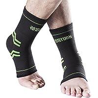 Roterdon Knöchelbandage / Fußgelenkbandage zur Genesung nach Verletzungen, bei Gelenkschmerzen nach dem Sport... preisvergleich bei billige-tabletten.eu