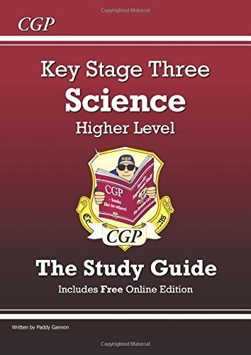 KS3 Science Study Guide (with online edition) - Higher: Revision Guide - Levels 5-7 (Revision Guides) by Gannon, Paddy (2014) Paperback