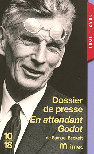 Dossier de presse En attendant Godot de Samuel Beckett