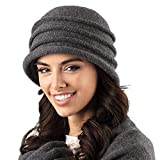 Kamea Palermo Dame Hut Wintermütze Kopfbedeckung