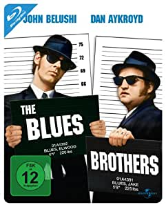 Blues Brothers - Steelbook [Blu-ray]