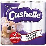 Cushelle Papier Hygiénique Blanc - 180 Feuilles Par Rouleau (9)